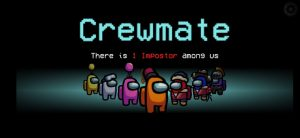 Among Us Crewmate Game Start
